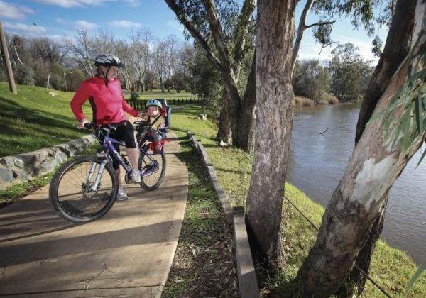 Cycling - Murray River(2)