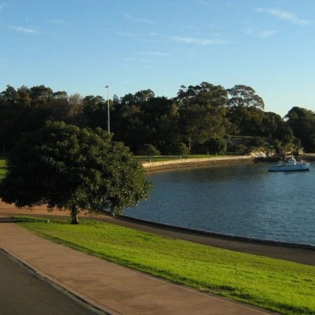 Iron Cove Bay Run