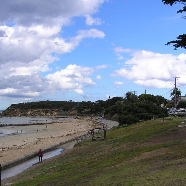 Point Lonsdale walking track