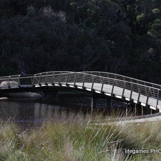 Tidal River Footbridge