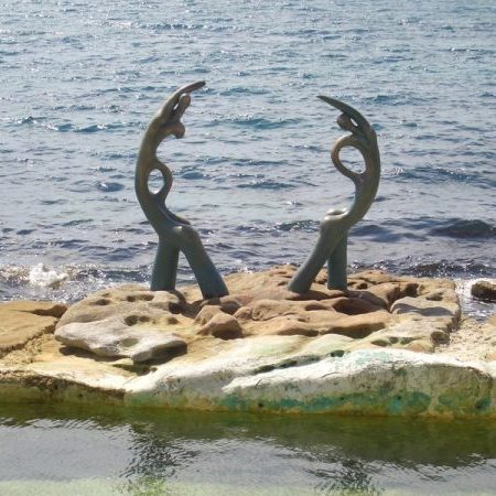Cabbage Tree Bay Eco-Sculpture Walk